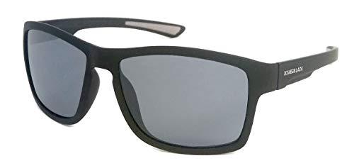 Back in Black Polarisierte Sportbrille/Verspiegelte Herren-Sonnenbrille F2506709
