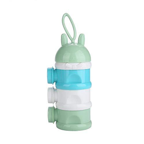 TOPINCN Dispenser di Latte Polvere Portatile per Latte Polvere per Neonati