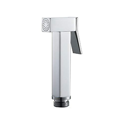 ZW-household Handbrause Bidet Sprayer Wasserhahn WC Bidet Sprühkopf Hand Bidet Sprayer Shattaf für Bidet Armaturen Hygienedusche Intimdusche -