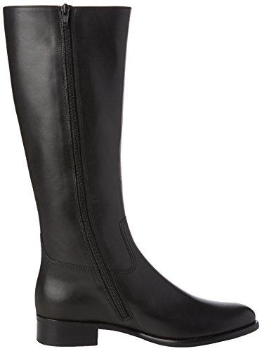 Gabor Fashion, Bottes Cavalières Femme Noir (Schwarz 27)