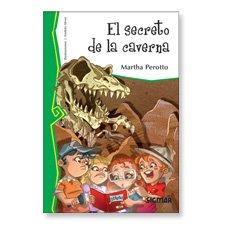 El secreto de la caverna/The secret of the cave (Telarana/Web) por Martha Perotto