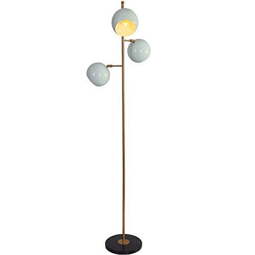 Best Wishes Shop Lámpara de pie Nordic Diseño minimalista moderno Soporte de...