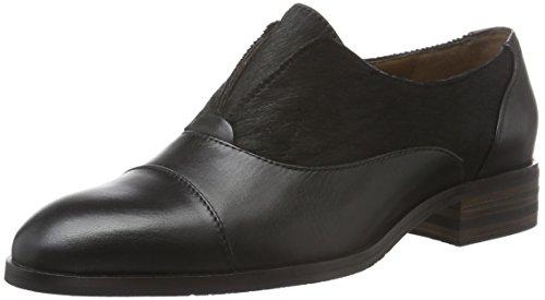 Belmondo 703560 01, Chaussons avec doublure froide femme Noir - Noir