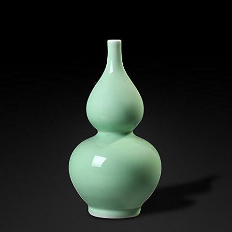 Maivas décorée Vase pour le Meuble TV Salon Étude Bean