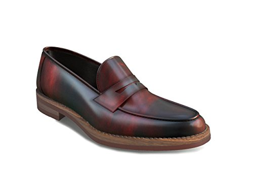 DIS - Uliassi - Mocassin Penny - Homme Rouge