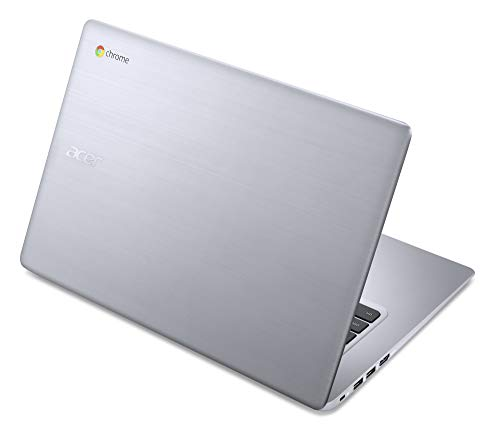 Acer Chromebook 14 CB3-431-C6UD 35,6 cm (14 Zoll Full HD IPS matt) Notebook (Intel Celeron N3160, 4GB RAM, 32GB eMMC, Intel HD Graphics, Google Chrome OS) silber - 6