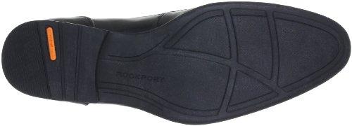 Rockport Dialed In Slip On, Herren Slipper Schwarz (Black)