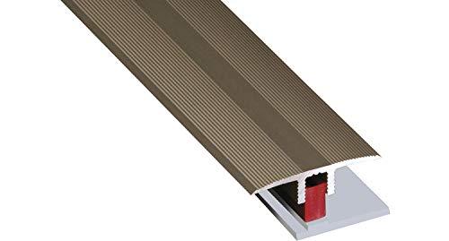 Übergangsprofil Für Bodenbeläge mit 6 mm - 15 mm Stärke