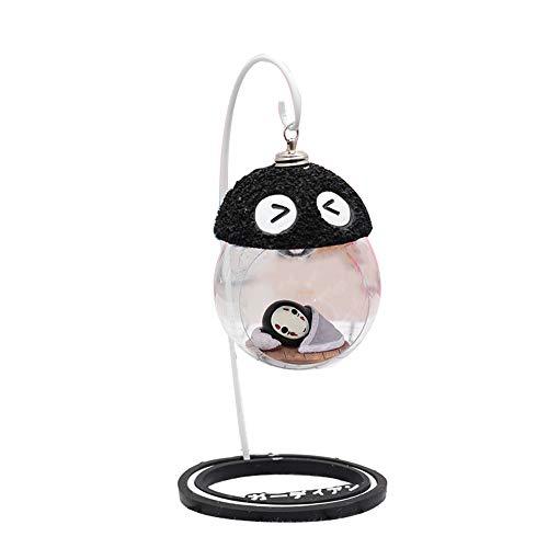 Temperamentvoll Weg No Face Man Nachtlicht Chi Chihiro Tisch Schreibtisch Lampe Miyazaki Hayao Anime Kaonashi Kinder Geschenk Kinder Spielzeug Wohnkultur Handwerk Dekorative Schlaflampe