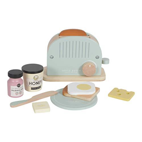 lz Toaster Set 10-teilig, Mehrfarbig, 18 x 8 x 18 (LxBxH) ()