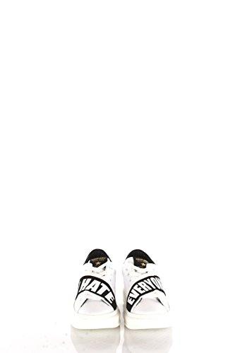 Sneakers Donna Shop Art 38 Bianco #8007 Autunno Inverno 2016/17