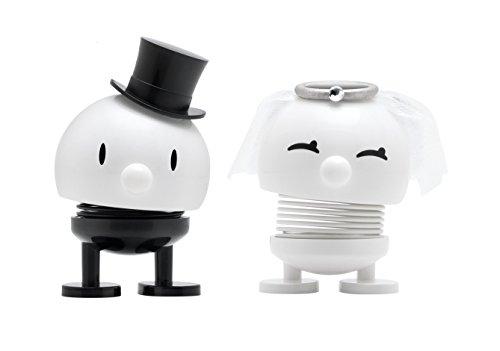 Hoptimist Hochzeit Bräutigam und Braut (2er Set)