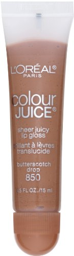 loreal-paris-colour-juice-sheer-juicy-lip-gloss-butterscotch-drop-05-fluid-ounce-by-loreal-paris