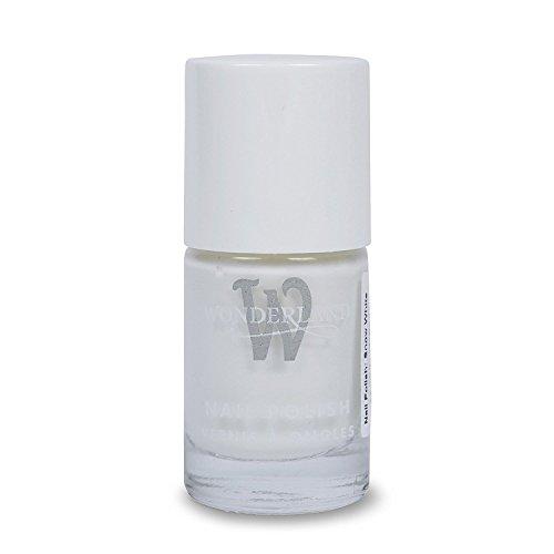 Alice au pays des merveilles Maquillage Blanc neige Vernis à ongles