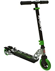 Streetsurfing Scooter Boss Carving, black-green, 500301