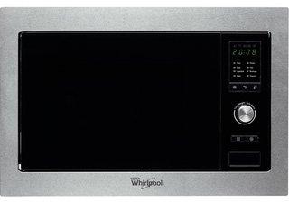 Whirlpool AMW 160/IX Integrado 25L 900W Acero inoxidable - Microondas (Integrado, 25...
