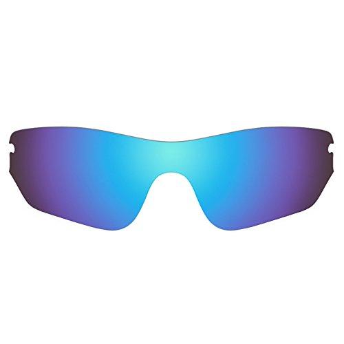 Revant Schutzglas für Oakley RadarLock Edge Eisblau MirrorShield®