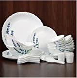 Best Dish Sets - LaOpala English Lavender Dinner Set of 23 Review