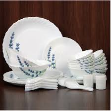 6. LaOpala English Lavender Dinner Set