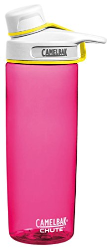 Camelbak Trinksystem Chute 0.6 Liter Wasserflaschen, Pow Pink,