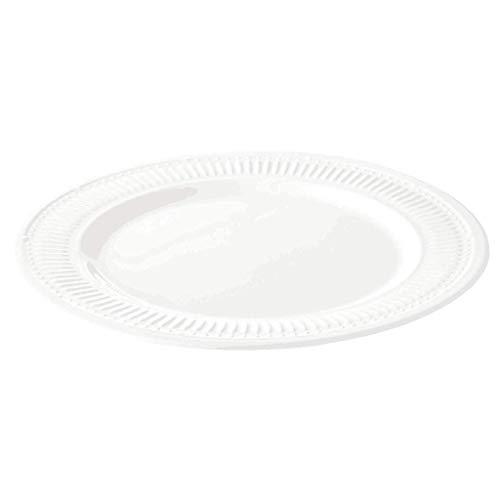 Speiseteller, Tellerset - Service - Geschirrsets - Tafelservice - Geschirr - Kombiservice, Geschirrset in modernem Design für stilbewusste Genießer(27 cm)