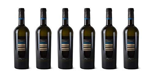 6 bottiglie di Vermentino di Sardegna DOC'Tyrsos' | Cantina Contini | Annata 2018