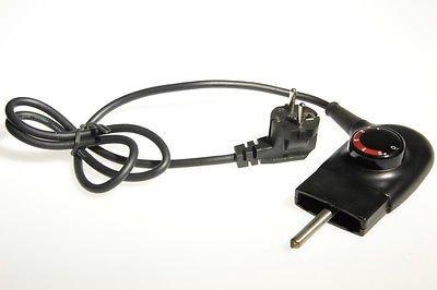 Ariete Cable de alimentación Conector + Regulador para el grill multifunción La Grigliata 22000762762