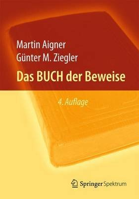 [(Das Buch Der Beweise)] [By (author) Martin Aigner ] published on (October, 2014)