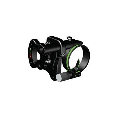 "Truglo Pendulum 1-Pin Sight .029"" Black by TruGlo"