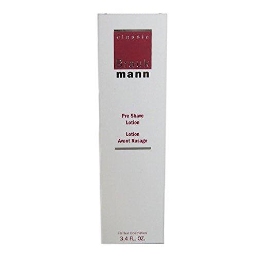 Hildegard Braukmann Classic homme/men, Pre Shave Lotion, 1er Pack (1 x 100 ml)