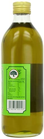 12 Pack of Hellenic Sun Extra Virgin Olive Oil 1000