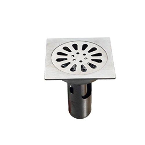 HCP Floor drain edelstahl tief- und geruchsabweisend Deo drain die waschmaschine Dicke...