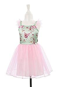 Rose & Romeo - Disfraz para niña túnica, Talla 3 - 4 años (10048)