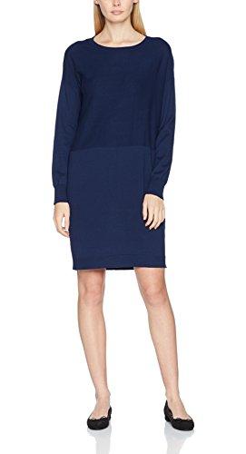 Q/S designed by Damen Kleid 41709822352 Blau (Blueprint 5699), Large