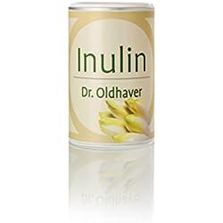 Inulin 200g prebiotischer löslicher Ballaststoff für eine gute Darmfunktion und zur Unterstützung einer Darmdiät