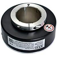Codificador rotatorio óptico de salida del conductor de eje hueco