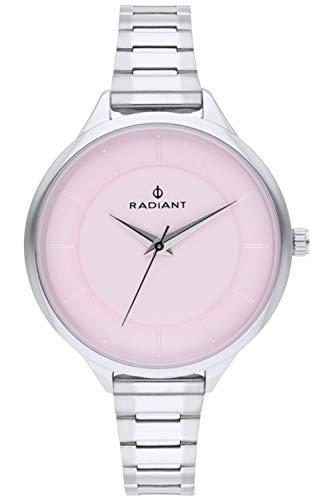 Radiant venus orologio Donna Analogico al Al quarzo con cinturino in Acciaio INOX RA511203