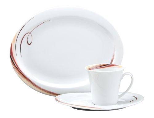 Seltmann Weiden  001.685623 Kaffeeservice 18-tlg. Top Life Aruba