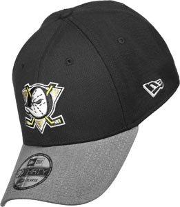 New Era Denim Mix Team Anamigvc Otc - Casquette ligne Anaheim Ducks pour Homme, Multicolore, taille Black