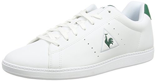 Le Coq Sportif Courtone, Sneakers Basses homme Blanc (Optical White)