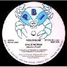 Venus Gang - Space Woman - repress - P.B.I. Records
