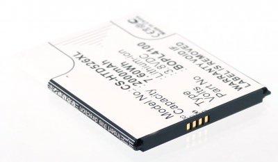 Image of Handyakku kompatibel mit HTC 35H00240-00M kompatiblen