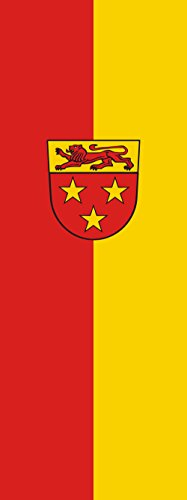 magFlags Drapeau Donzdorf | portrait flag | 6m² | 400x150cm