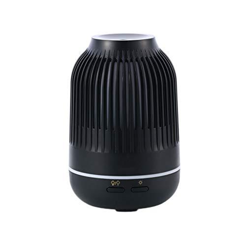 Haushalt USB Luftbefeuchter Aromatherapie Maschine Kleine Feuchtigkeitsspendende Hause Stumm Schlafmittel Ätherisches Öl Schlafzimmer Spray Schwangere Luftbefeuchter Luftbefeuchter ( Color : Black )