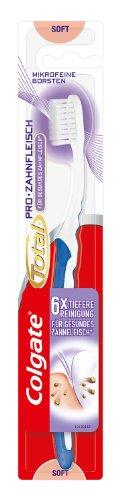 Zahnbürste Colgate Total Pro Zahnfleisch soft, 6er Pack (6 x 1 Stück)