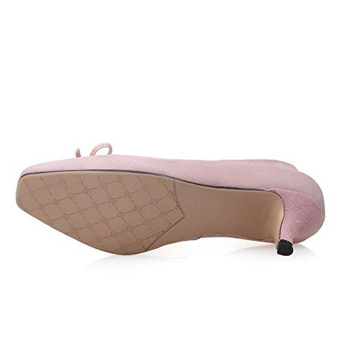 Pink col Scarpe donna tacco BalaMasa TAzWUB