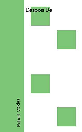 Despois De (Galician Edition) por Robert Valdes