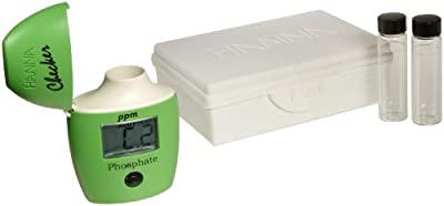 Hanna Instruments HI-713 Phosphate Checker, 0.00 ppm to 2.50ppm
