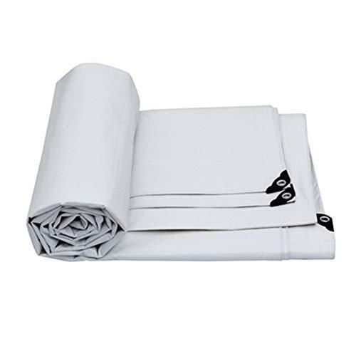 Plane Tarp Abdeckung weiß Heavy Duty Dickes Material, wasserdicht, ideal für Plane Zelt, Boot oder Pool Abdeckung 180g / m² (größe : 3×2m)