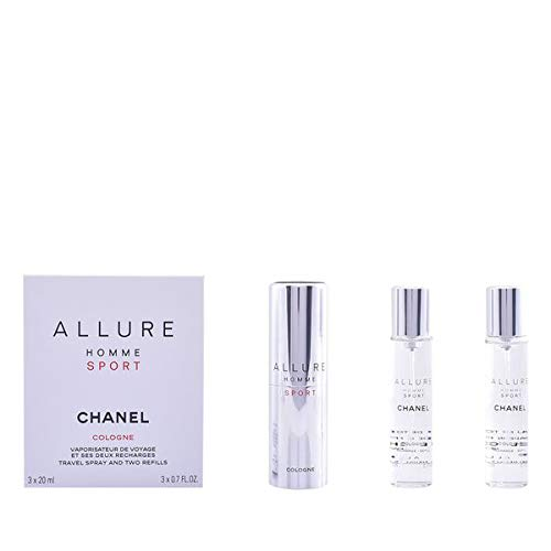 Chanel, eau de parfum per uomini-60ml.